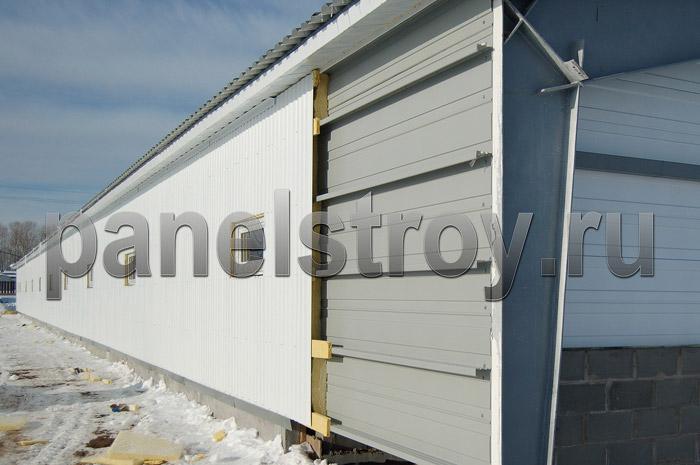 Building Sandwich Panel : Production of sandwich panels panel wall